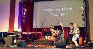 Student Organized Private Concert at the Aeolian Hall