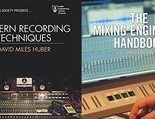 6 Must-Read Books on Music Production and Audio Engineering